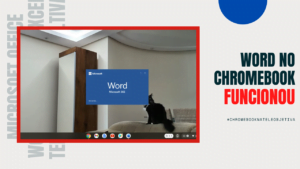 Word no Chomebook (2021)